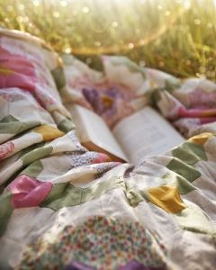 blanket book