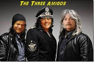 000. Amigos as hair band II