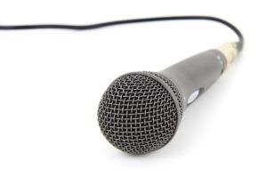 API-Microphone-White