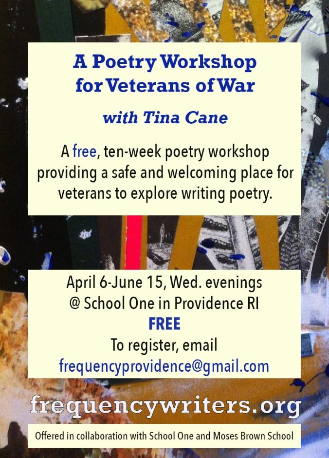 Veterans class flyer