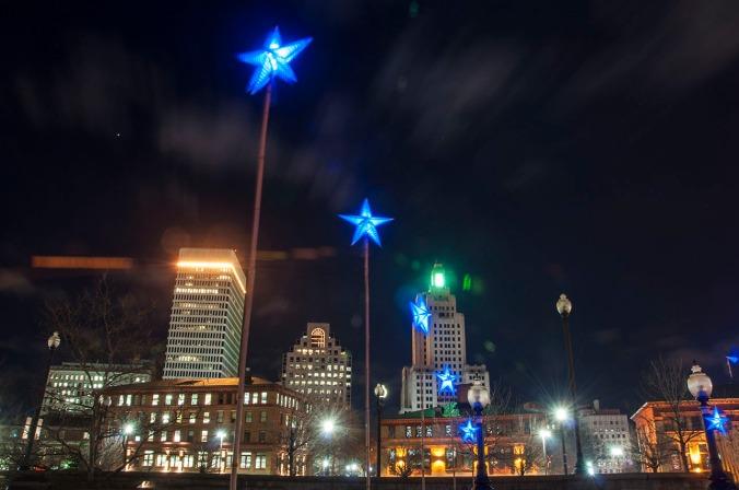 starry providence